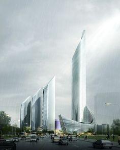 Hunan Road, Nanjing - Aedas