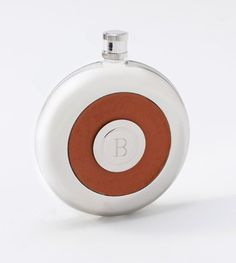 Initial Oxford Flask with Shot  Engraved  by tiposcreations, $29.99
