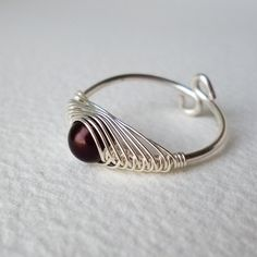 herringbone wire wrap pendant free tutorial - Google Search