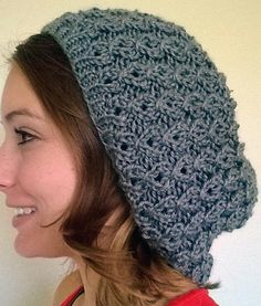 Oversized Slouchy Beanie by SaraMarieCreations | Knitting Pattern - Looking for your next project? You're going to love Oversized Slouchy Beanie by designer SaraMarieCreations. - via @Craftsy