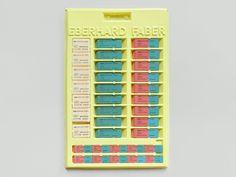 Eraser Store Display (1960s)