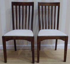 Laura Ashley Garrat Pair Of Dining Chairs Chestnut Finish Dining Chairs, Dining Room, Laura Ashley, It Is Finished, Pairs, Furniture, Home Decor, Dinner Chairs, Dinner Room