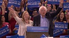 Bernie Sanders Rally in Carson, California (5-17-16)