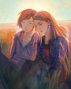 Chloe & Rachel - Life is Strange: before the storm