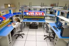 ultimate electronics lab - Google Search Electronic Workbench, Diy Workbench, Shop Layout, Diy Party, Workshop, Modern, Projects, Workbenches, Garage Ideas