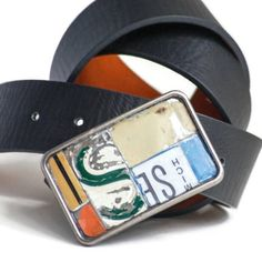 Use hashtag #saturdayrecycling for green ideas!! They could inspire someone #randitannenbaum #beltbuckle with #licenseplates #sustainability #upcycling #green #design www.randitan.etsy.com  #Gabriella #Ruggieri selection