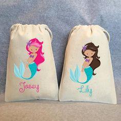 12-Mermaid Party Mermaid Party Favor Mermaid par owlwaysremember
