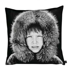 By Nord Greenlandic People Pillow