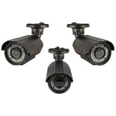 SPYCLOPS SPY-BULLETG2 Uni-Mount Bullet Camera (Gray) – ResellerHub.store