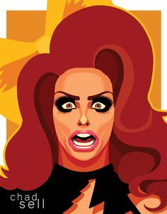 Alyssa Edwards - All Stars 2 Episode 1 - by Chad Sell