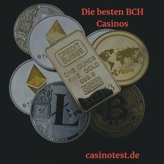 Seid ihr wie ich ein Krypto-Fan? Dann wollt ihr sicher nicht nur mit Bitcoin, Ethereum und Litecoin ins Online Casino einzahlen. Auf casinotest.de zeigen wir euch die besten BCH Casinos 2021! #casinotest #bitcoincash #bch #onlinecasino #casinotest_de #kryptowaehrung #krypto Blockchain, Online Casino, Coins, Money, Personalized Items, Roulette Table, Market Economy, New Inventions, Acceptance