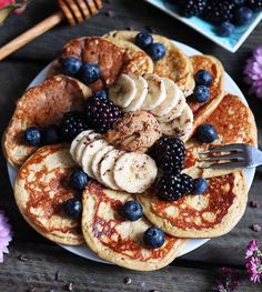 Banana pancake #pancake #pancake and #pancake again