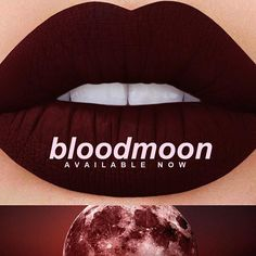 THE WAIT IS OVER.  Limited Edition BLOODMOON is now live!!! www.limecrime.com