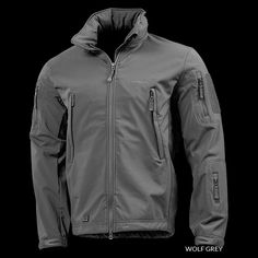 Pentagon Artaxes Soft Shell Jacket - Wolf Grey