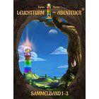 Leuchtturm der Abenteuer Sammelband 1-3 (Hardcover): Spannende, magische & lustige Kinderbücher für Leseanfänger - Kinderbuch ab 6 Jahren für Jungen & Mädchen