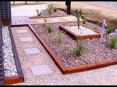Image result for small front yard designs no grass