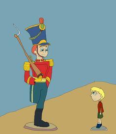 El Soldadito De Plomo by OUAT-Tin-Soldier on DeviantArt