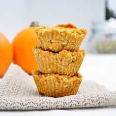 A simple pumpkin recipe with only 1 dish to clean after!  Vegan, gluten free and paleo.