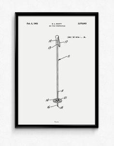 Ski Pole - Available at www.bomedo.com