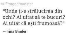 Irina Binder Fluturi