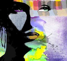 Spirit Digital Art by Ramneek Narang