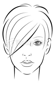 How To Draw A Girl With Short Hair