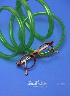 Anne et Valentin Eyewear - SUPERKIDS - KID Model MARVEL