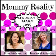 Jenerally InformedMommy Reality #33: Bedside Table Treasure Hunt - Jenerally Informed
