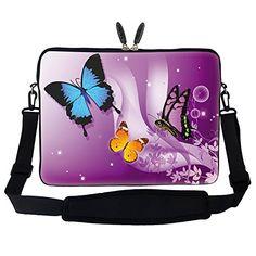 Meffort Inc 15 15.6 inch Laptop Sleeve Bag Carrying Case…