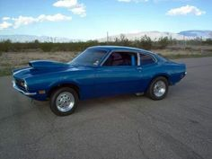 71 ford maverick. Find parts for this classic beauty at http://restorationpartssource.com/store/