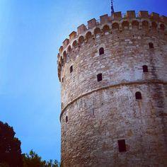 Θεσσαλονίκη είσαι μια στον κόσμο δεν είν' άλλη. #zabetas Location  #thessaloniki  P. Copyright #electraasteri