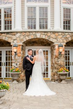 Wedding Dress by Maggie Sottero | Classic Winter Wedding | Olde Mill Inn | Photo by Idalia Photography