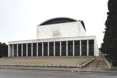 Palazzo dei Congressi a EUR Roma - EUR, Rome - Wikipedia