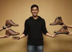 Yukka Harlanda, Sukses Bisnis Sepatu Online Berawal Dari Iseng