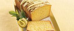Turn six ingredients into a delicious pound cake packed with refreshing lemon flavor.