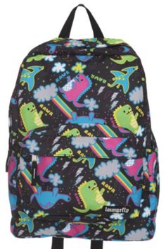 Loungefly Dino Rawr Backpack  Looking for one to buy