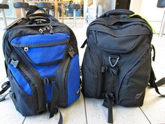 Looking for a good backpack to travel with? Look no further than the brain bag by Tom Bihn. Not only are their bags awesome but this customer writes about how his has traveled the world with him for 15 years and is still going strong!
