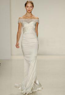 Kelly Faetanini Wedding Dresses Fall 2015 | Kurt Wilberding | Blog.theknot.com