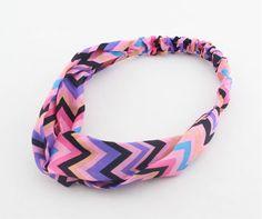 Headband Turbante Retro Rosa - Dáli Acessórios — Dáli Acessórios