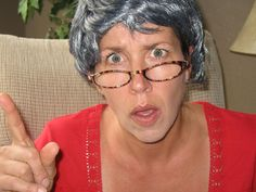 """Grandma Mary - """"How To Leverage Social Media for Your Business ..."""