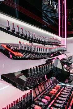 Inside Dior's First Makeup Boutique in New York