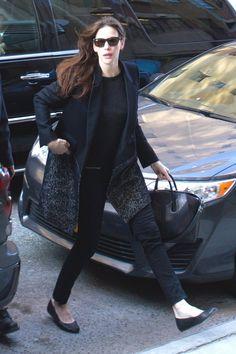 Liv Tyler - street chic