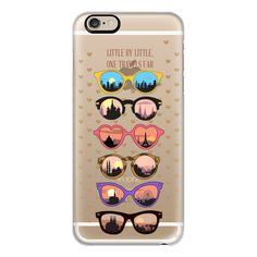 Little by little, one travels far - iPhone 6s Case,iPhone 6... (51 AUD) ❤ liked on Polyvore featuring accessories, tech accessories, iphone case, iphone cases, apple iphone case, iphone cover case, slim iphone case and clear iphone case