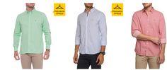 Camisas Sociais Tommy Hilfiger Manga Longa - Muitas Cores e Modelos - a partir de << R$ 13999 em 4 vezes >>