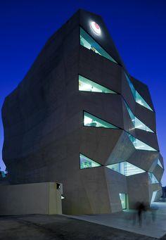 Vodafone Headquarters, Porto, Portugal by Barbosa & Guimarães Architects #architecture ☮k☮