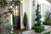 11 Ways to Create a Welcoming Front Entrance for Under $100  http://www.houselogic.com/home-advice/home-improvement/front-door-entry-ideas/#. http://www.cynthiaandmark.com/