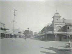 Casino Street Scene ~ 7/1936