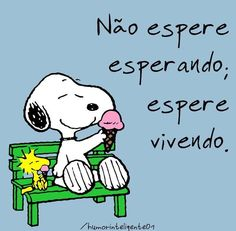 Saber esperar é uma virtude... e pode ser a chave para um sucesso.!... Snoopy Love, Snoopy And Woodstock, Keep Going Quotes, Where Is My Mind, Snoopy Quotes, Single Words, Cute Friends, Peanuts Snoopy, Funny Cartoons