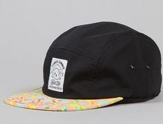 Camp Counselor 5-Panel Hat by THE QUIET LIFE 8f75ca26fc53