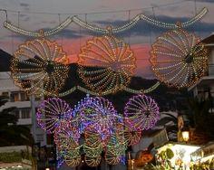 Feria de Nerja lights up Nerja